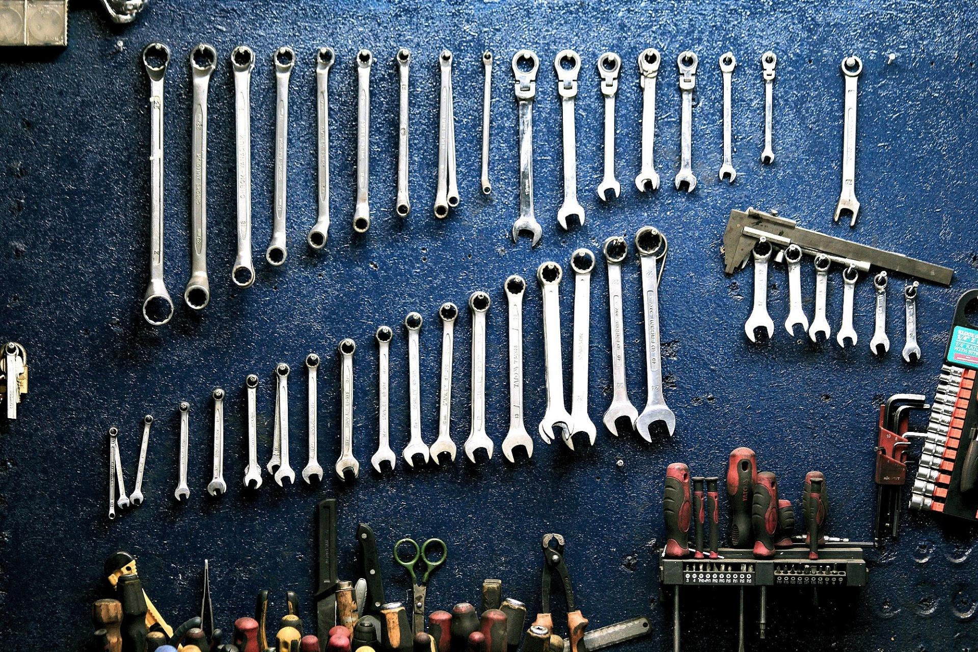 Garage/Storage Organization